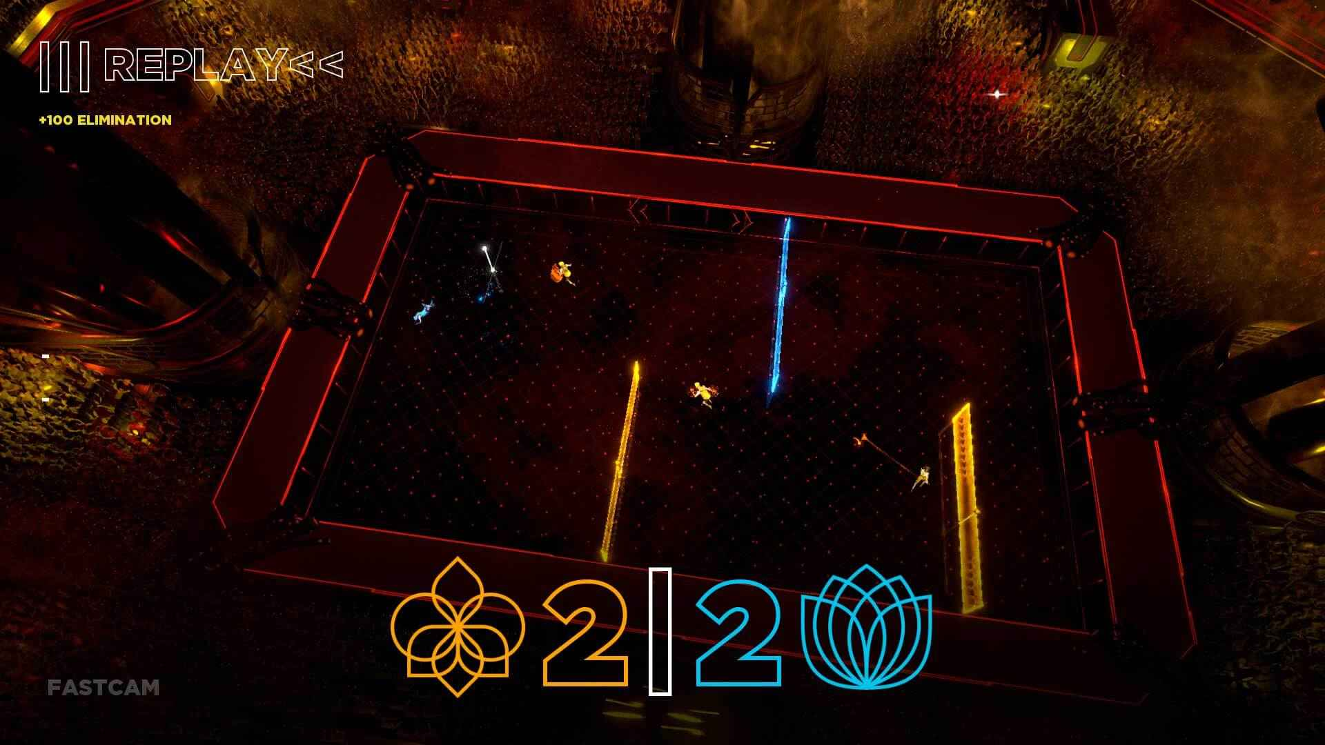 laser league tactics