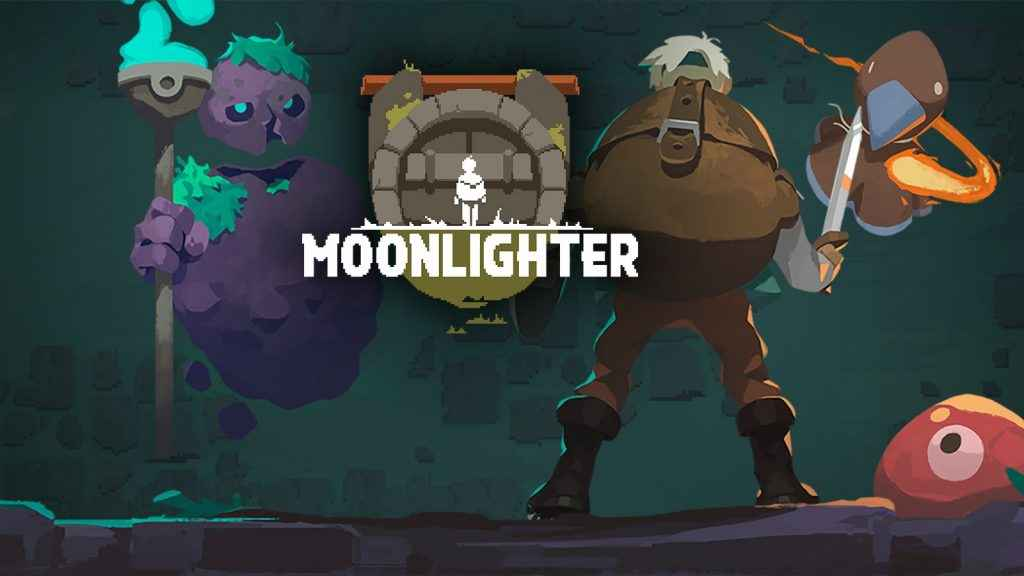 Moonlighter Review Screenshot 1 of 5