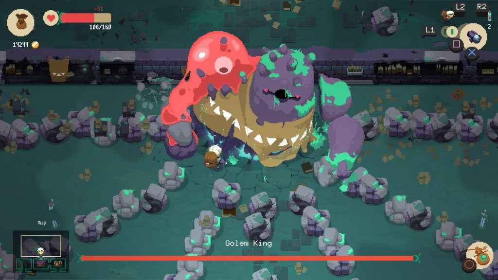 Moonlighter Review Screenshot 3 of 5