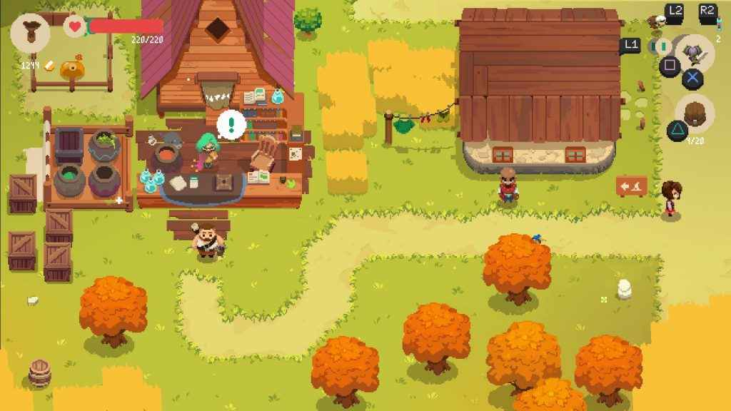 Moonlighter Review Screenshot 4 of 5