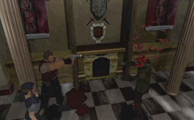playstation classic resident evil