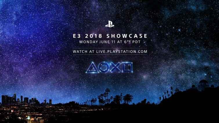 playstation e3 press conference 2018