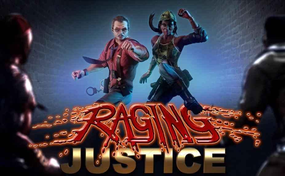 Raging Justice 01
