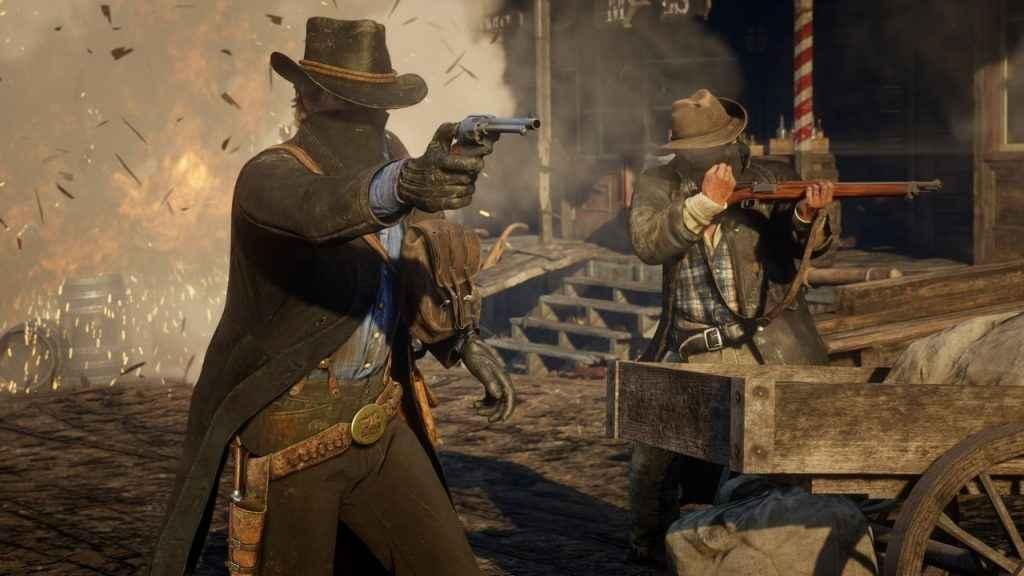 red dead redemption 2 remaster screenshot