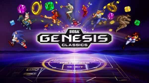 sega genesis classics review header