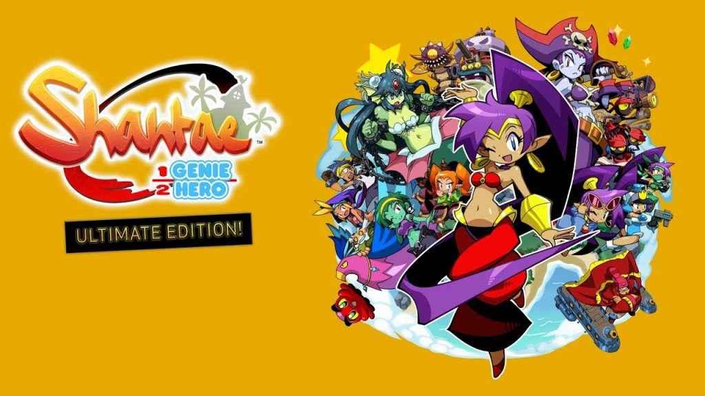 Shantae Half Genie Hero Ultimate Edition 01