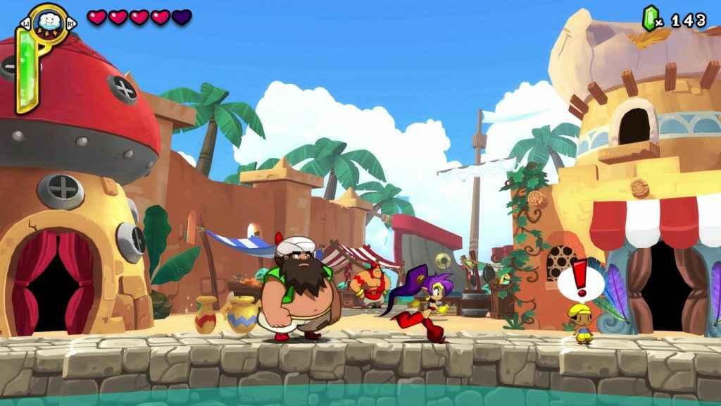 Shantae Half Genie Hero Ultimate Edition 02