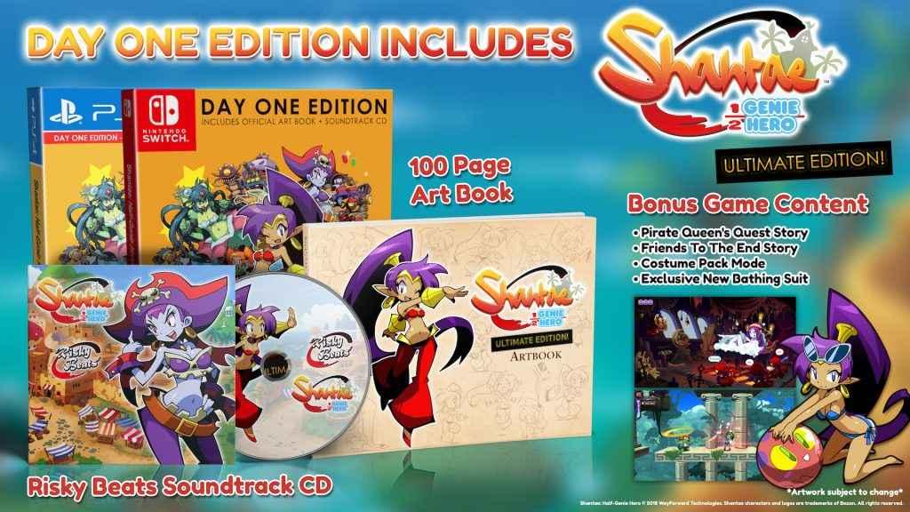 Shantae Half Genie Hero Ultimate Edition 03