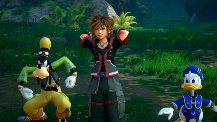 Kingdom Hearts III hands-on impressions coming May 18