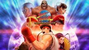 Street Fighter 20th Anniversary Collection Review 01
