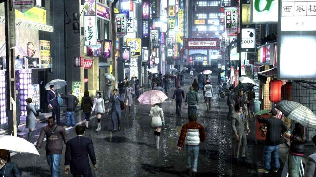 Yakuza 3 PS4 Remaster Confirmed Alongside Yakuza 4 and Yakuza 5 PS4