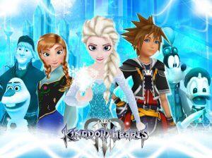 Frozen comes to Kingdom Hearts 3