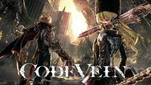 Code Vein Preview Cover