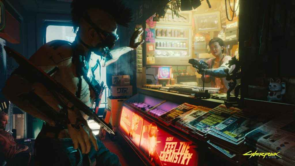 Cyberpunk 2077: Full details from 50-minute gameplay demo at E3 2018
