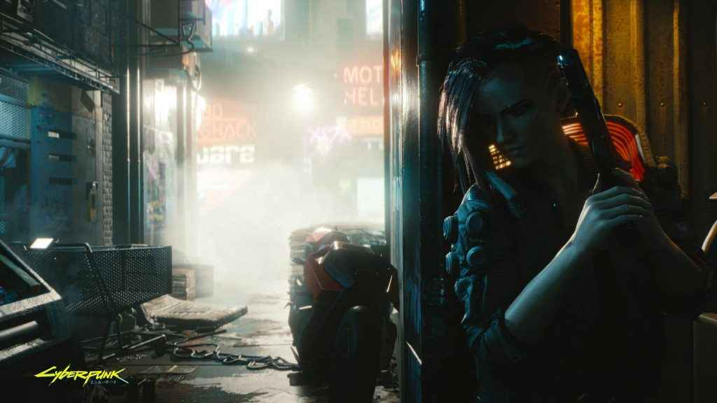 Mike Pondsmith says Cyberpunk 2077 is 'few more years' away