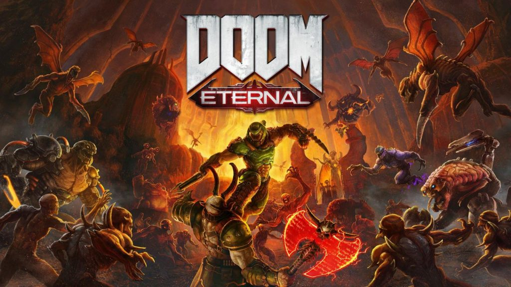DOOM-eternal-news-reviews-videos