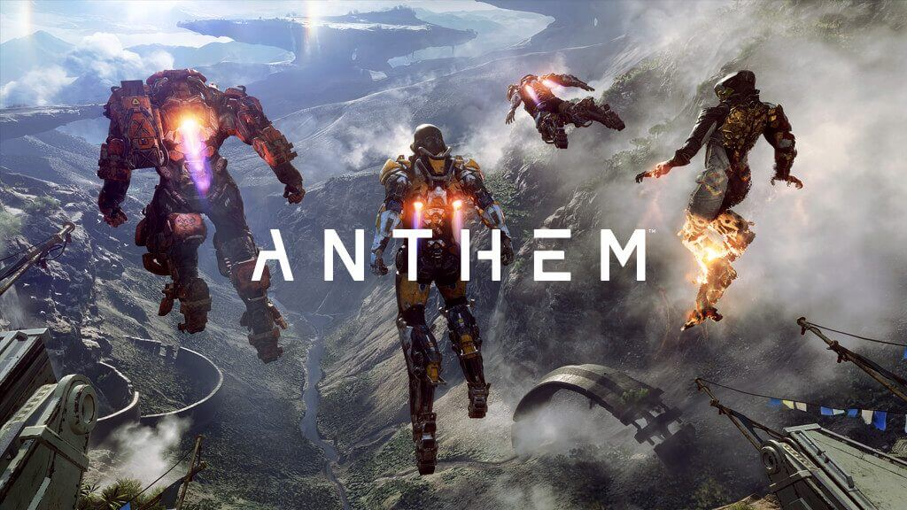Anthem Classes, Mission Types And More Revealed