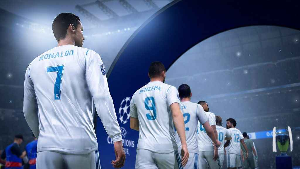 FIFA 19 career mode was conspicuous by its absence from EA's E3 2018 presentation