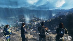 Fallout 76 finally lets you explore the wasteland as part of a team