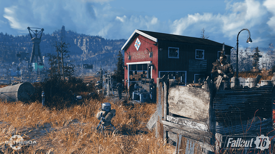 The Fallout 76 beta is coming to Xbox One first