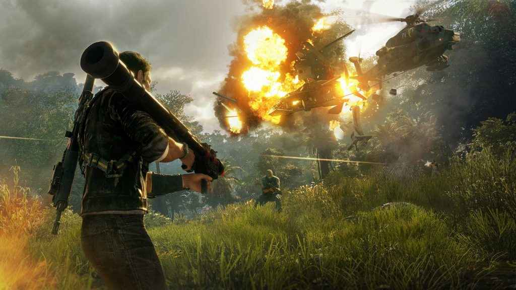 Expect plenty of carnage from Just Cause 4