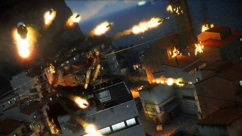 Expect plenty of chaos and destruction in Just Cause 4