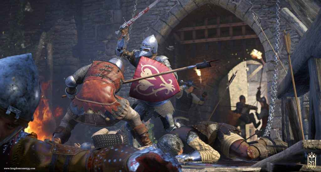 Kingdom Come Deliverance Update 1.63 Patch Notes