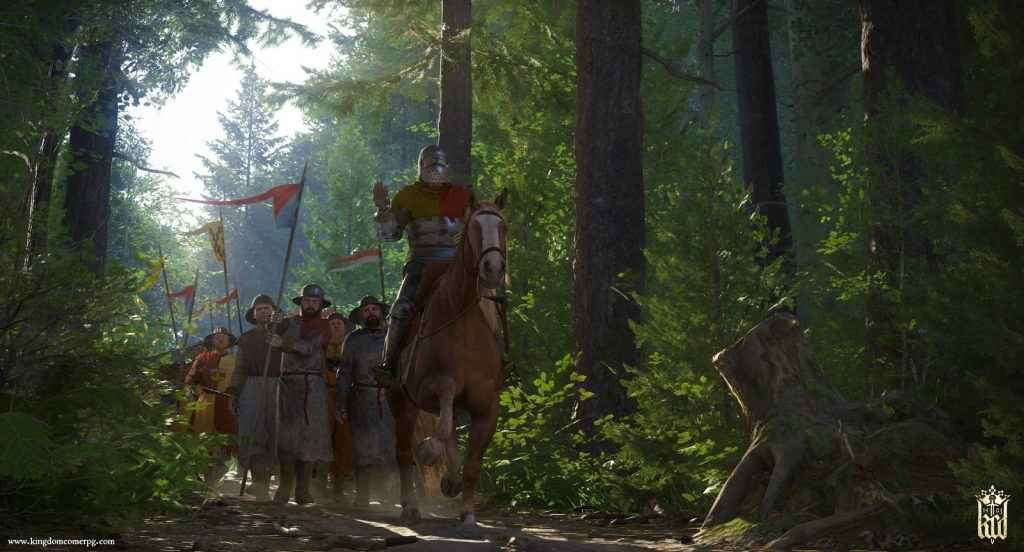 Kingdom Come: Deliverance Patch 1.5 improves its already gorgeous world