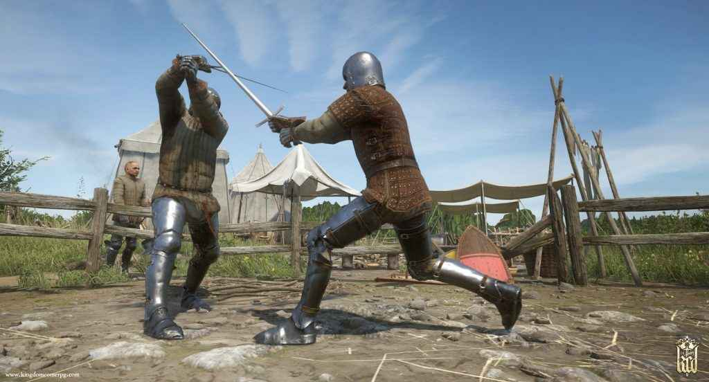 With Kingdom Come: Deliverance Patch 1.5, the game's historically accurate combat is even tighter