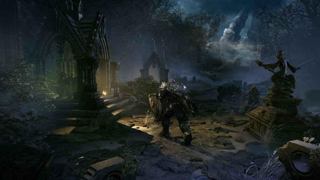 Lords of the Fallen 2 - another chance to explore a bleak, uncompromising fantasy world