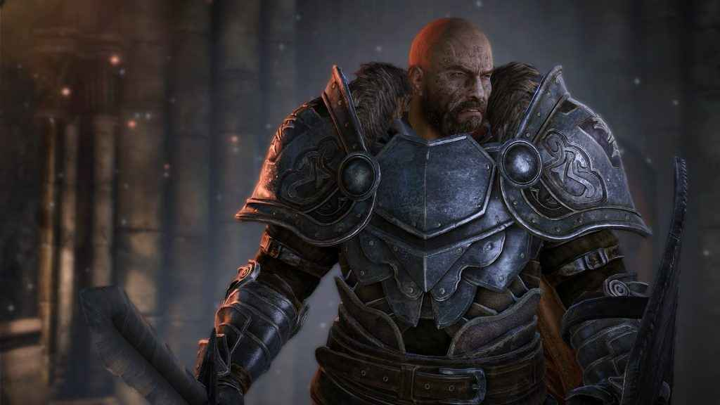 Perhaps we'll be stepping back into the shoes of Harkyn in Lords of the Fallen 2