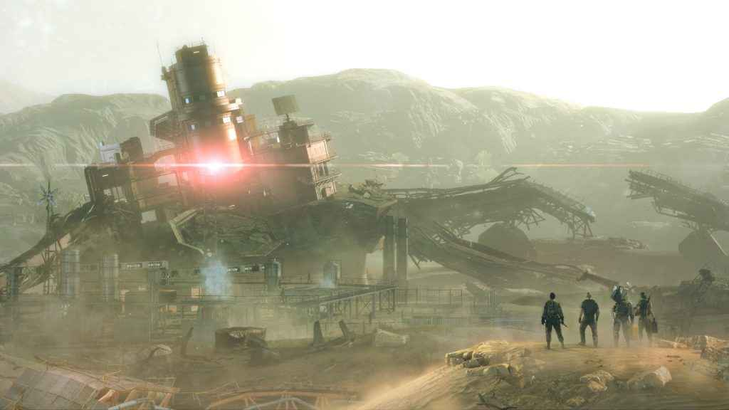 Metal Gear Survive invites players to explore an inter-dimensional, not-zombie-infested wasteland