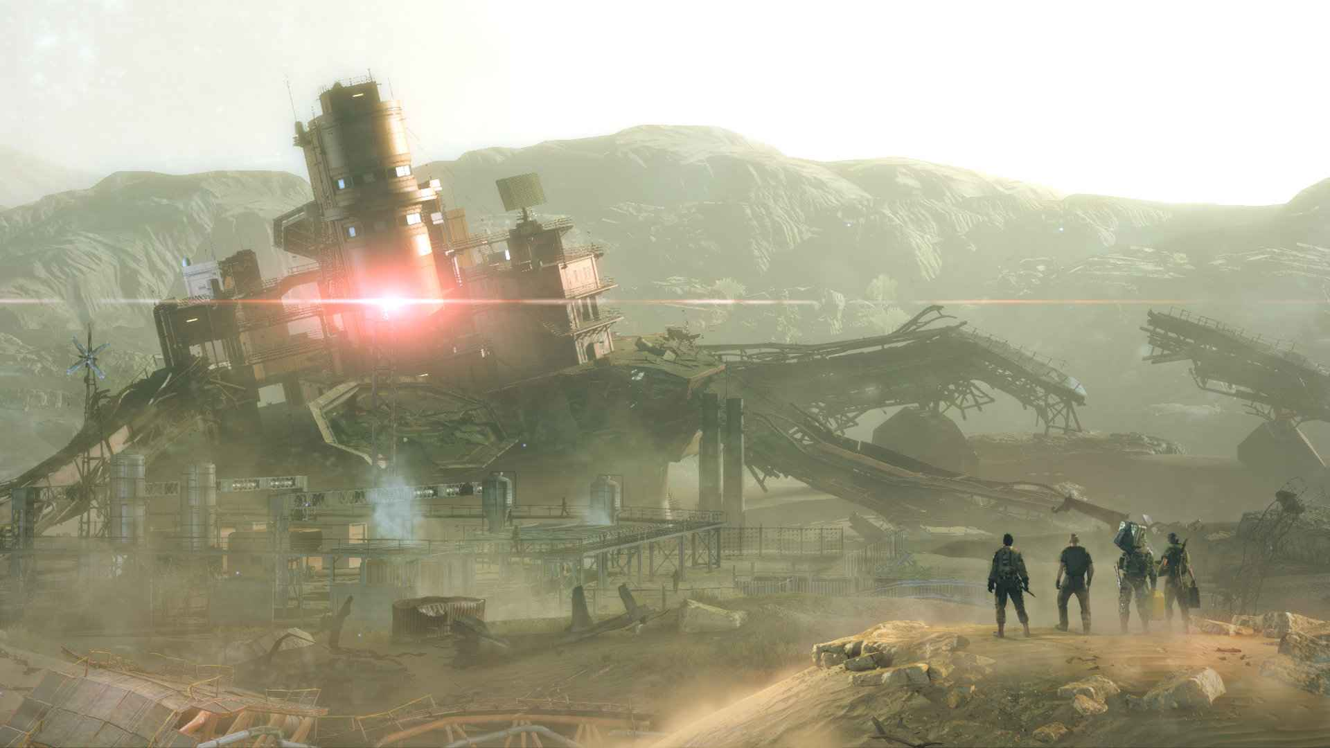 Metal Gear Survive Free to Play this Weekend on PS4