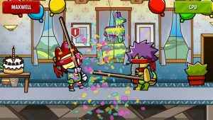 Fans will be hoping Scribblenauts Mega Pack returns the series to its emergent puzzler roots