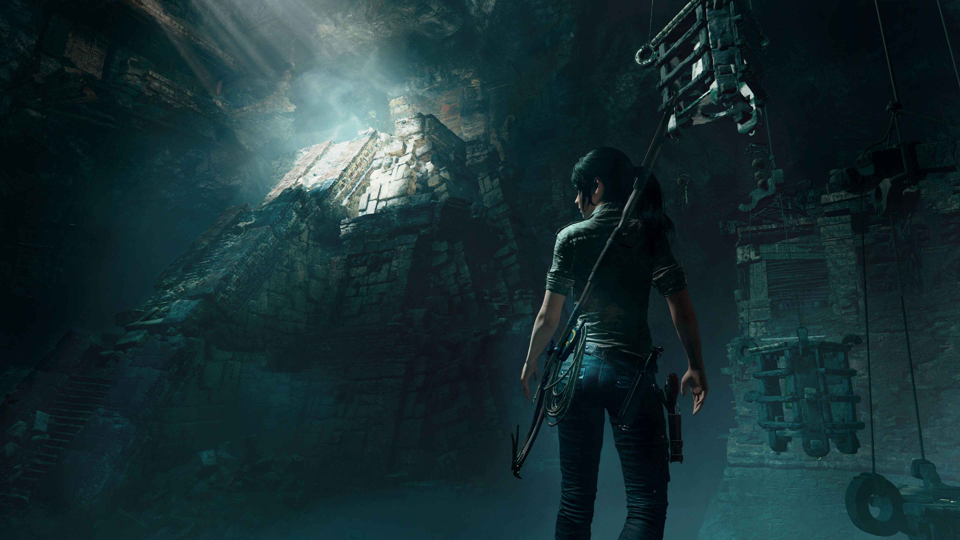 What's Happened to Lara in Shadow of the Tomb Raider?