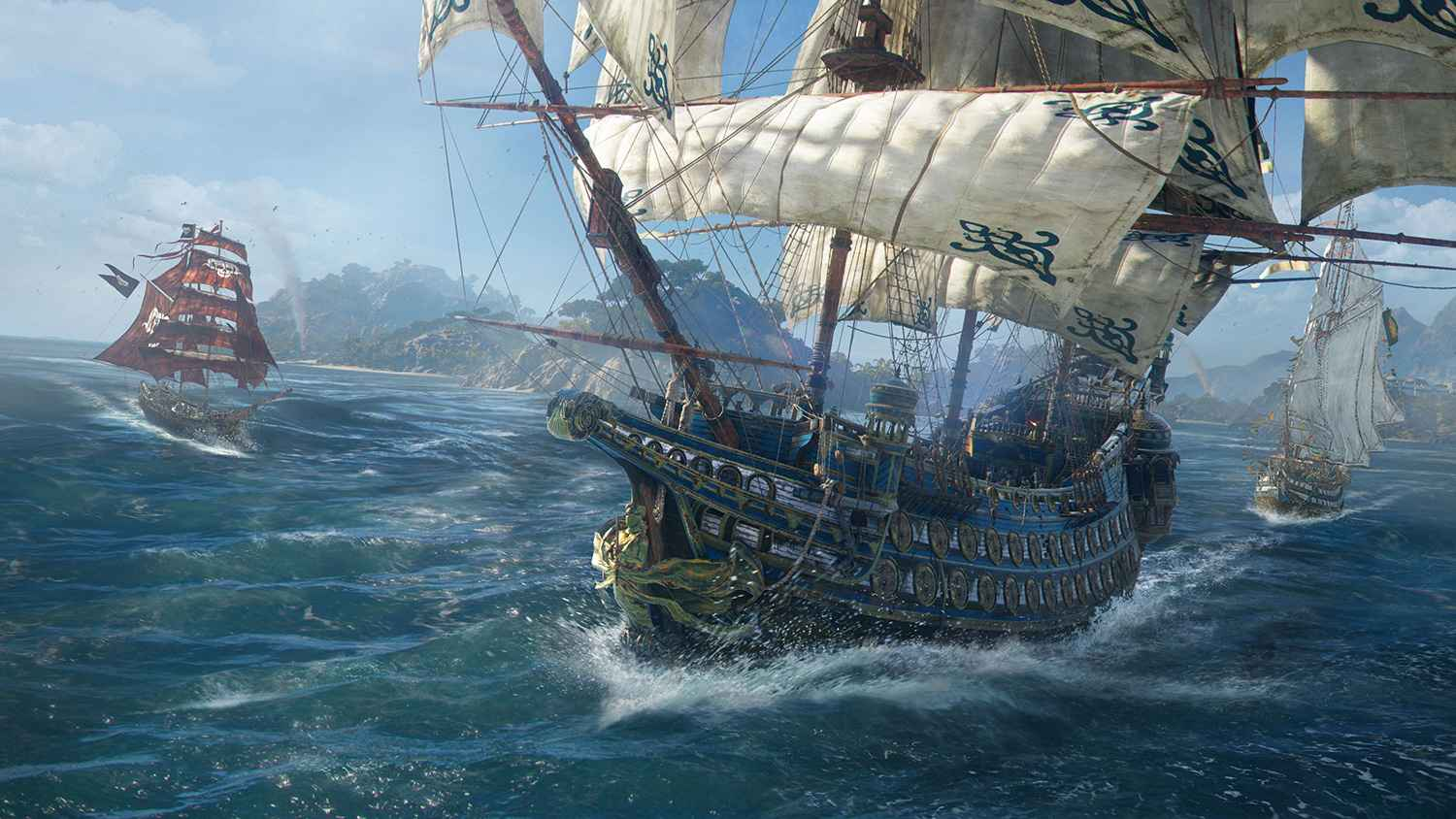 Why Skull and Bones Is The Pirate Game You've Been Waiting for