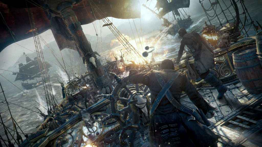 Skull and Bones at E3 2018 shows an action-packed nautical skirmish
