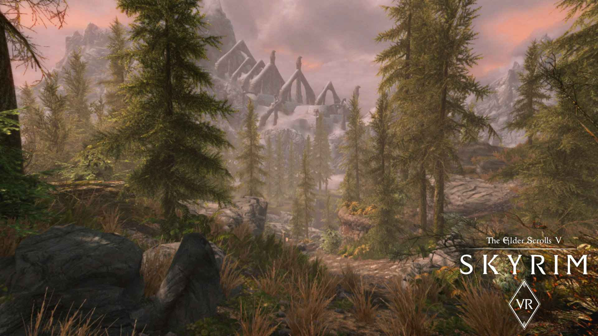 Skyrim VR Update 1.04 Improves Visuals and Move Controls