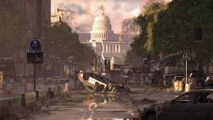 The Division 2 takes place in Washington DC