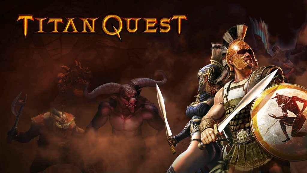 Titan Quest Patch