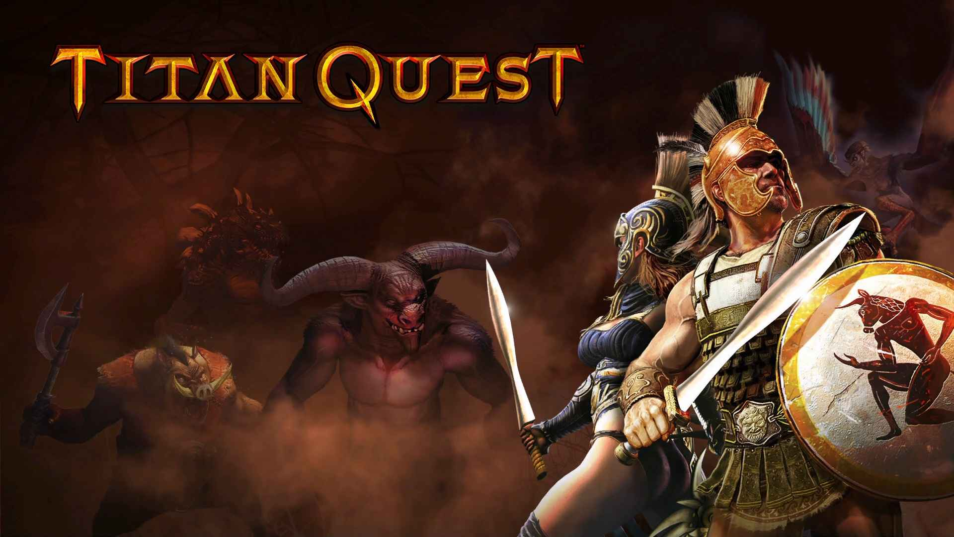 New Titan Quest Patch Brings Split Screen Play