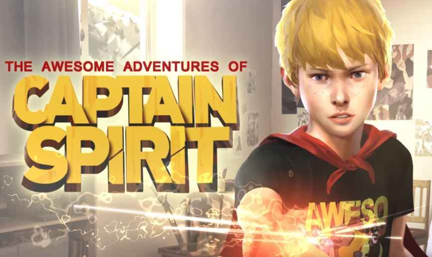 The Awesome Adventures Of Captain Spirit Arrives June 26, 2018
