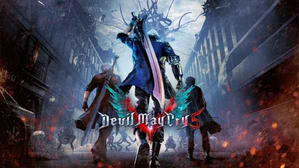 devil may cry 5 reveal