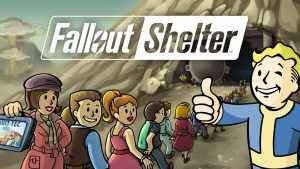 Fallout Shelter dwellers