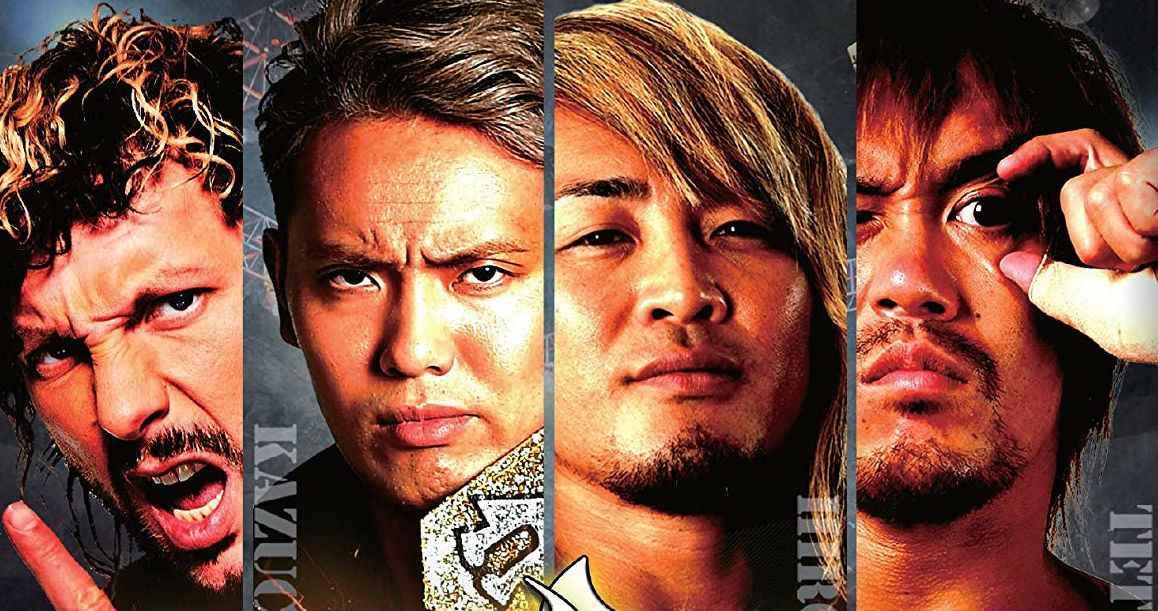 Fire Pro Wrestling World Box Art Showcases Stars of NJPW