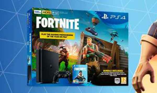Fortnite PS4 Bundle Drops in Next Month With Exclusive Skin