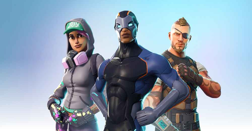 Fortnite 4.5 Leaked Skins, Cosmetics Revealed