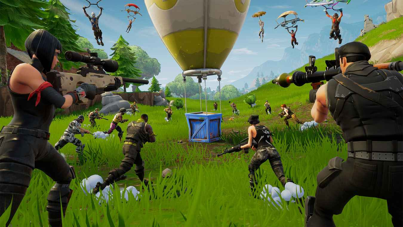 Fortnite Playground Mode Brings LTM Update 4.5 Following Server Issues