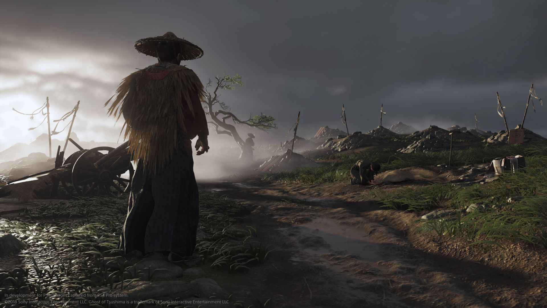 Ghost of Tsushima Is Looking Like The Samurai Epic We've Always Wanted