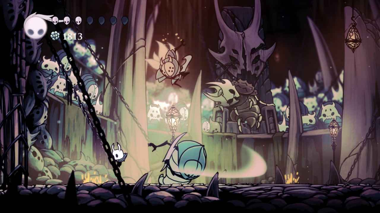 Hollow Knight Is Coming To PS4 And Xbox One